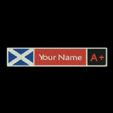 Scotland, Name + Blood